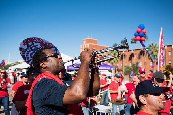 The University of Arizona Alumni Band